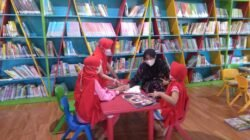 Weekend Perdana Ramadan di Kid's Library Palnam